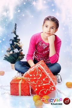 Работа фотостудии в новогодние праздники